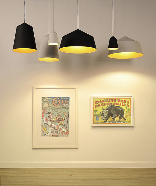 Circus Suspension | Modern Lighting + Decor