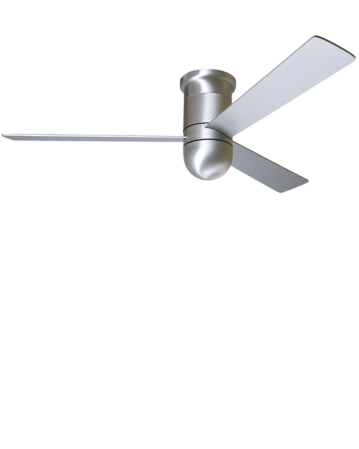 Cirrus Flush DC Ceiling Fan from Modern Fan | Modern Lighting + Decor