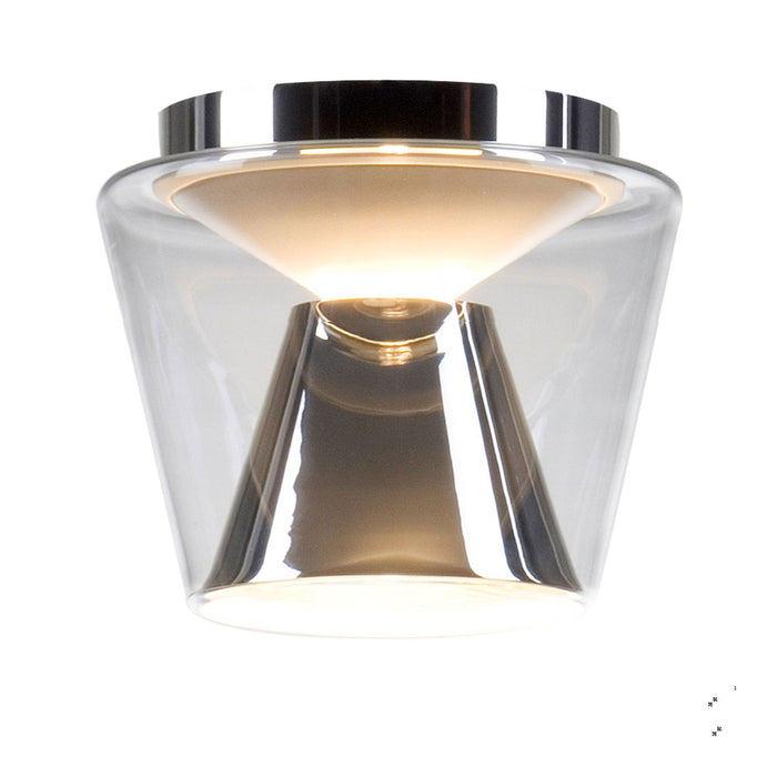 Buy online latest and high quality Annex S Chrome Ceiling Light from Serien Lighting | Modern Lighting + Decor