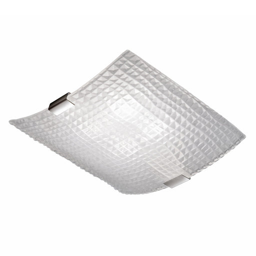 Crocodile Square Ceiling Light from Mazzega 1946 | Modern Lighting + Decor