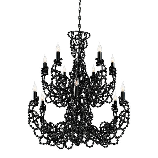 Buy online latest and high quality Coco 120 Chandelier - Round from Brand Van Egmond | Modern Lighting + Decor