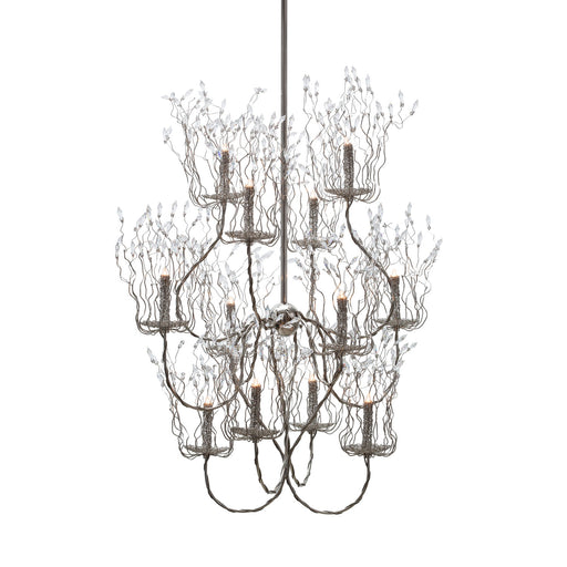 Candles And Spirits 120 Chandelier - Round from Brand Van Egmond | Modern Lighting + Decor