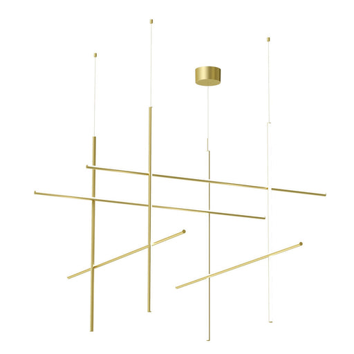 Buy online latest and high quality Coordinates Module S Chandelier from Flos | Modern Lighting + Decor