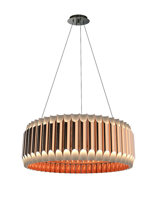 Galiano Round Pendant Light from Delightfull | Modern Lighting + Decor
