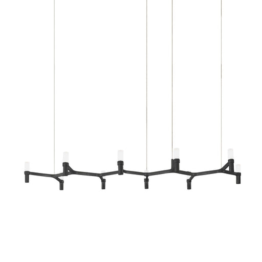 Crown Plana Linea Suspension from Nemo Italianaluce | Modern Lighting + Decor