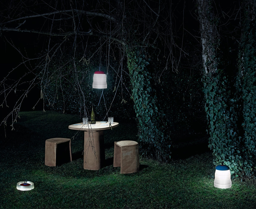 Cri Cri Outdoor Portable Lamp | Modern Lighting + Decor