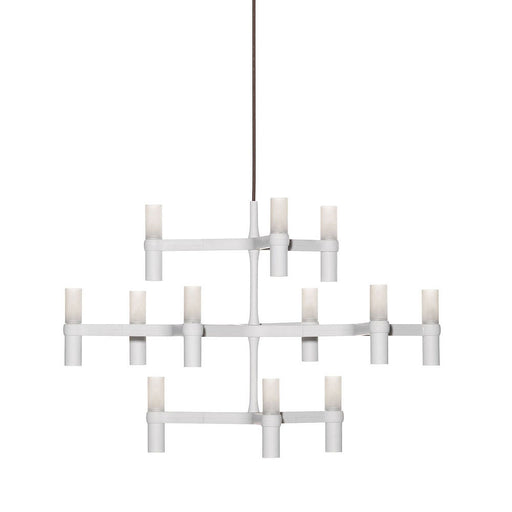 Crown Minor Chandelier from Nemo Italianaluce | Modern Lighting + Decor
