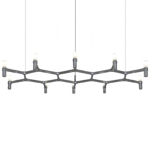 Buy online latest and high quality Crown Plana Suspension from Nemo Italianaluce | Modern Lighting + Decor