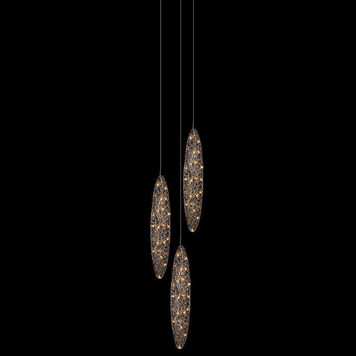 Crystal Waters Drop Pendant Light from Brand Van Egmond | Modern Lighting + Decor