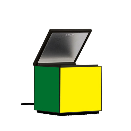 Cuboled Multicolor Table Lamp from Cini & Nils | Modern Lighting + Decor