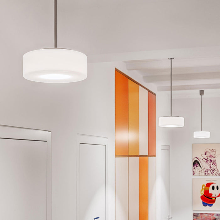 Curling Suspension Tube S Pendant Light from Serien Lighting | Modern Lighting + Decor
