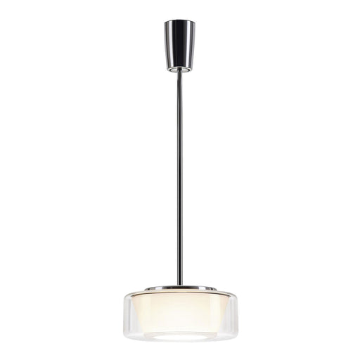 Curling Suspension Tube M Pendant Light - LED from Serien Lighting | Modern Lighting + Decor