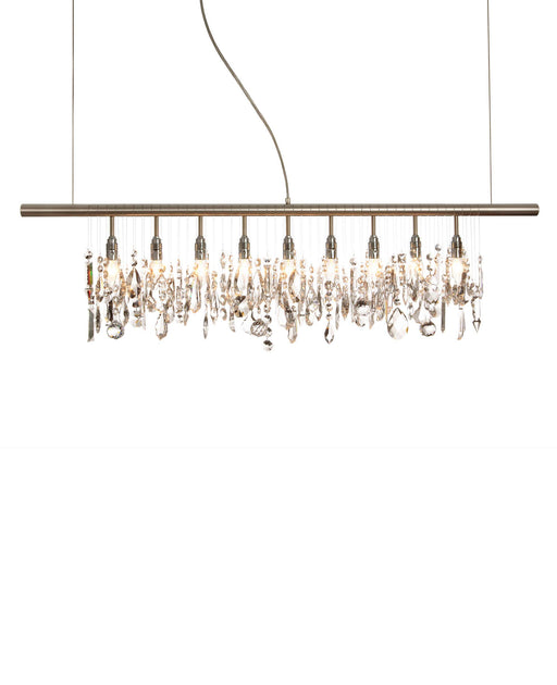 Cellula chandelier - 47 inches- 9 bulb from Anthologie Quartett | Modern Lighting + Decor