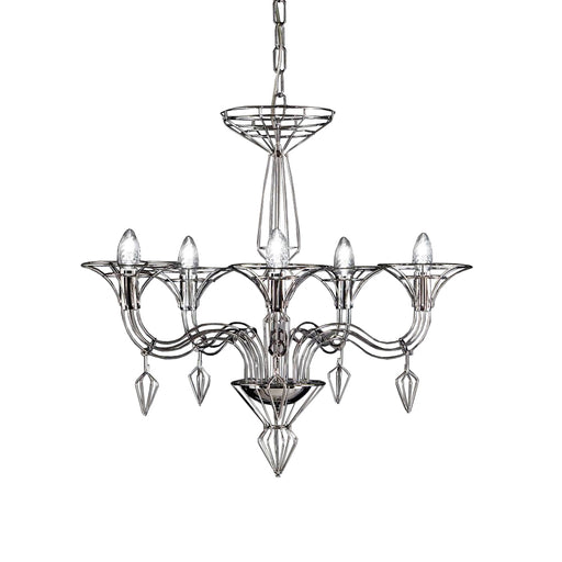Dedalo 5A Chandelier from Metal Lux | Modern Lighting + Decor