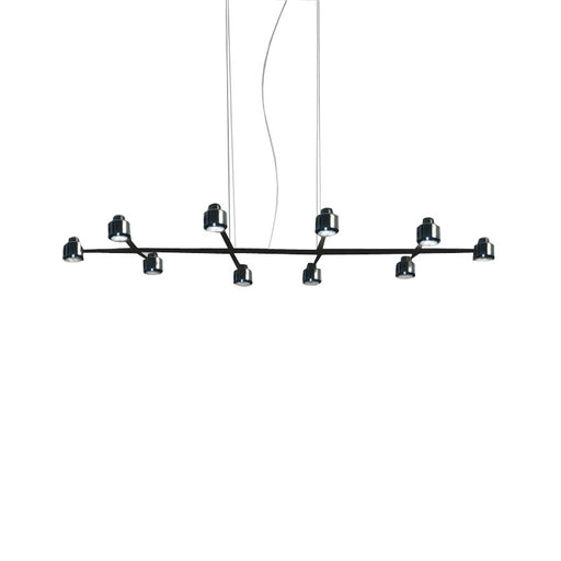 Buy online latest and high quality Spider Linear 10 Light Pendant Light from Fambuena | Modern Lighting + Decor
