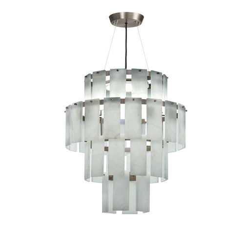 Buy online latest and high quality Quarz 22 Pendant Light - Alabaster from Fambuena | Modern Lighting + Decor