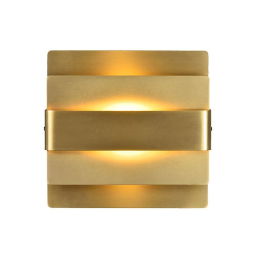 Wings Square Wall Sconce from Fambuena | Modern Lighting + Decor