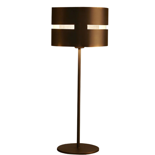 Buy online latest and high quality Luz Oculta Metal Table Lamp from Fambuena | Modern Lighting + Decor