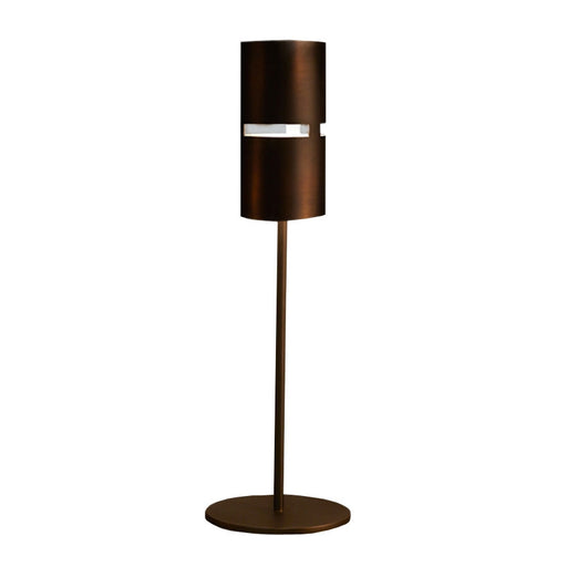 Luz Oculta Metal Table Lamp - D5-4027 from Fambuena | Modern Lighting + Decor