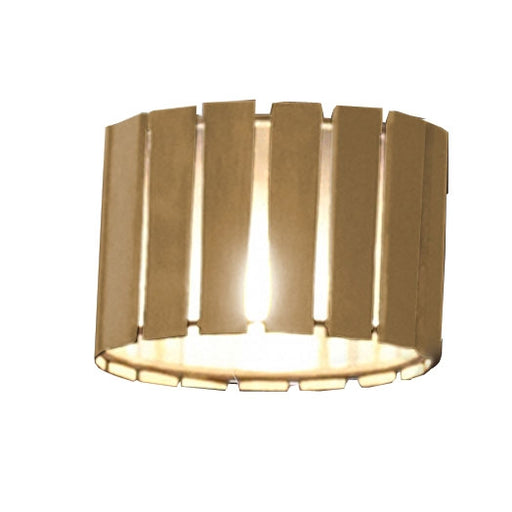 Buy online latest and high quality Luz Oculta Wood Wall Lamp from Fambuena | Modern Lighting + Decor