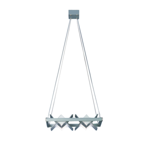 Loft 4 Pendant Light D9-1005 from Milan by Zaneen | Modern Lighting + Decor