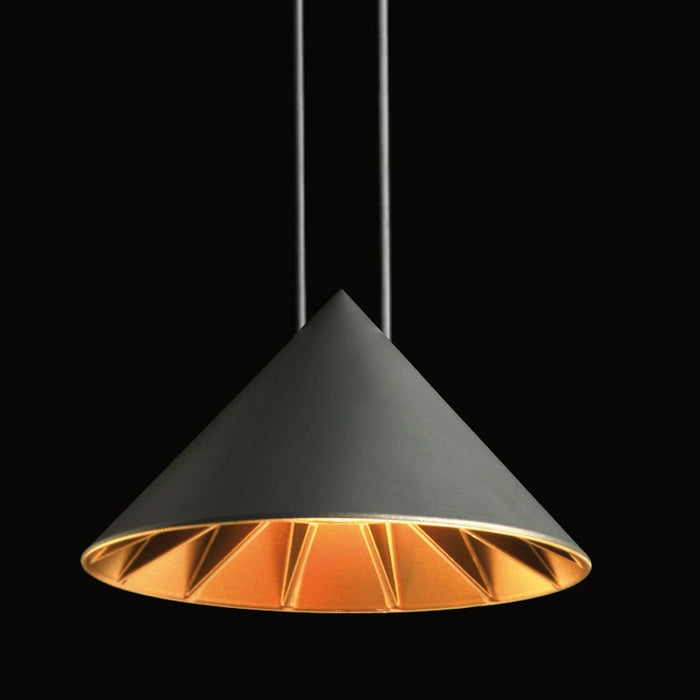 Kefren LED Pendant Light from Milan by Zaneen | Modern Lighting + Decor
