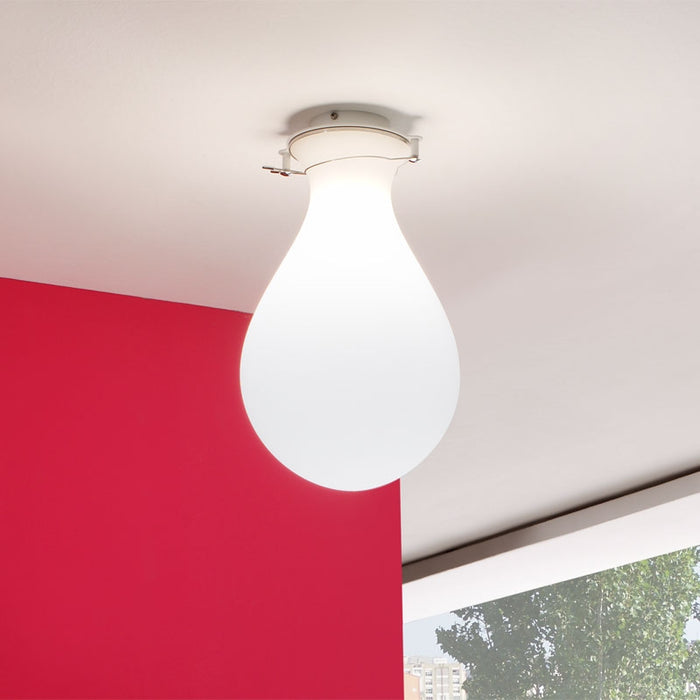 Ona Ceiling Light D9-2074 or D9-2075 from Milan by Zaneen | Modern Lighting + Decor