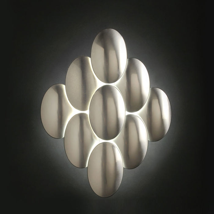 Obolo 8 Wall Light from Milan by Zaneen | Modern Lighting + Decor