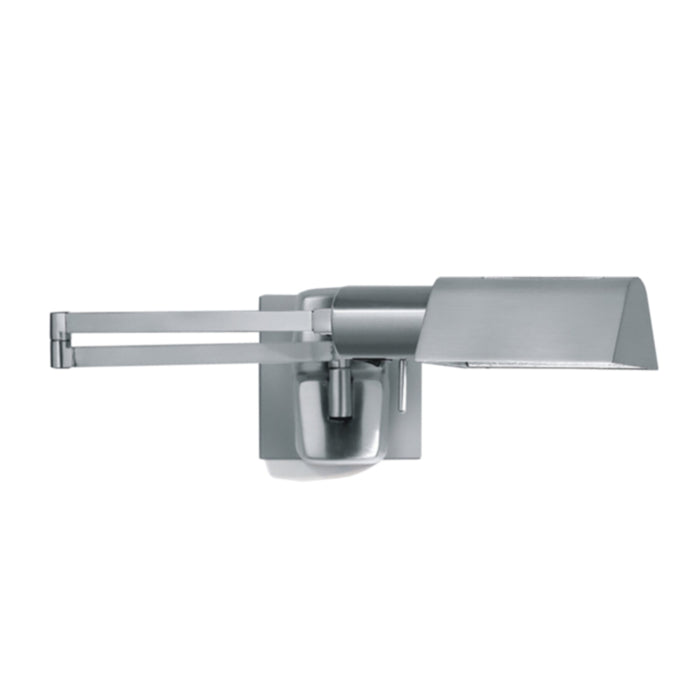 Elea Lectura Swingarm Wall Sconce D9-3090 from Milan by Zaneen | Modern Lighting + Decor