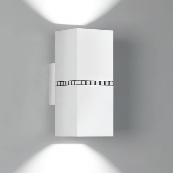 Buy online latest and high quality Dau Double 2-Light Wall Sconce from Milan by Zaneen | Modern Lighting + Decor