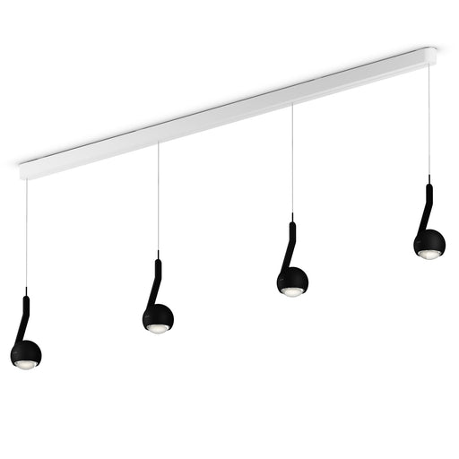 Buy online latest and high quality io Linea Quattro 180 C Pendant Light from Occhio | Modern Lighting + Decor