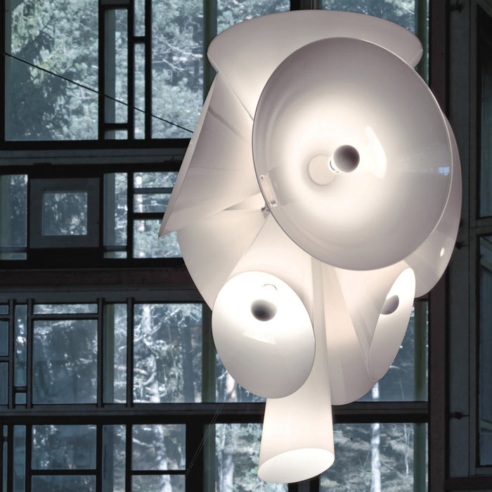 Buy online latest and high quality Nebula Chandelier from Flos | Modern Lighting + Decor