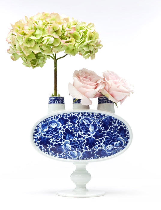 Buy online latest and high quality Delft Blue No 3 Vase from Moooi | Modern Lighting + Decor