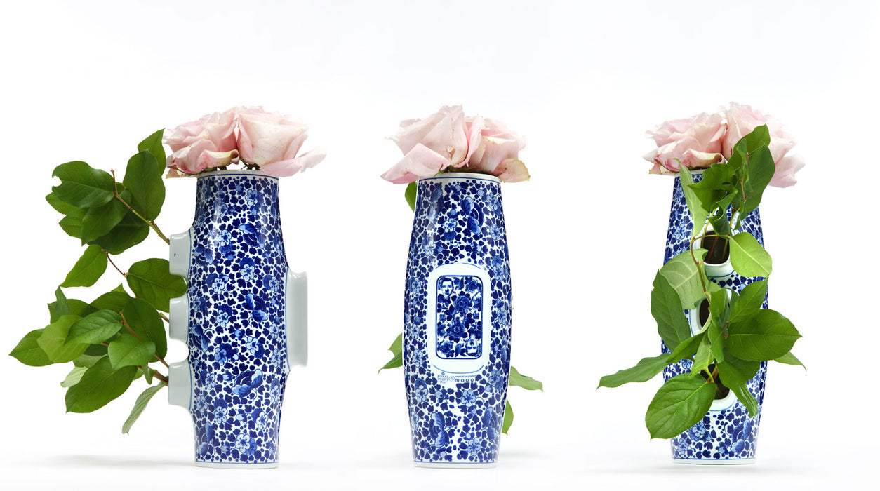 Buy online latest and high quality Delft Blue No 4 Vase from Moooi | Modern Lighting + Decor