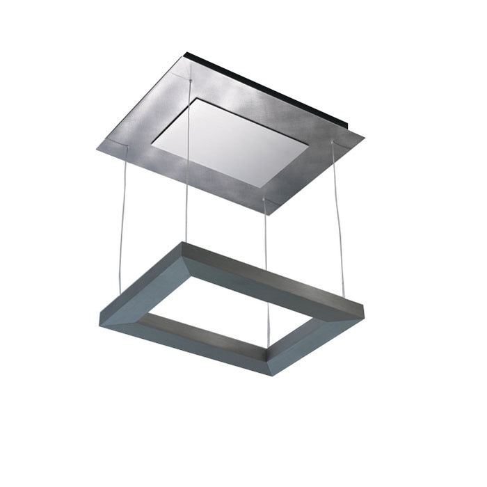 Della Luna Ceiling Light - Aluminum from Escale | Modern Lighting + Decor