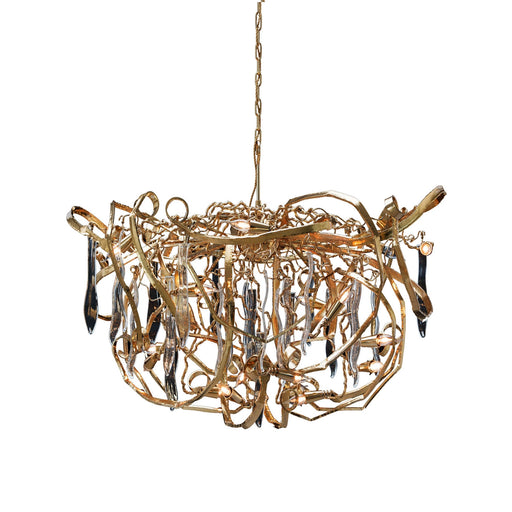 Delphinium 100 Chandelier - Round from Brand Van Egmond | Modern Lighting + Decor