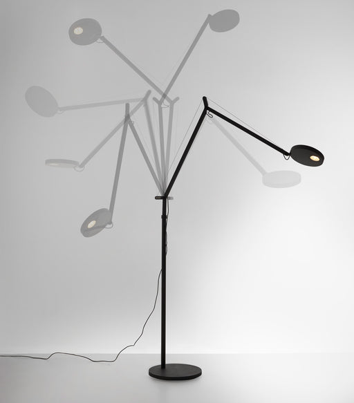 Demetra Floor Lamp from Artemide | Modern Lighting + Decor