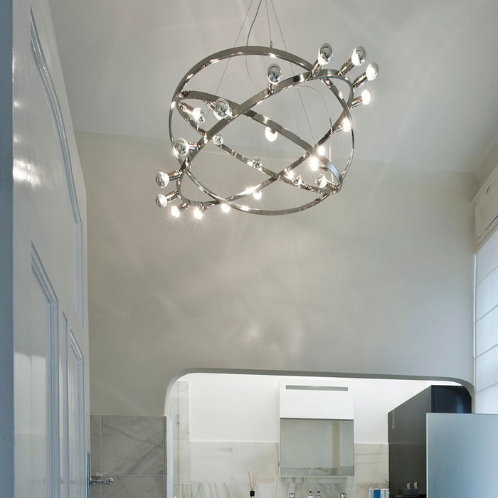 Buy online latest and high quality Dione 800 Chandelier from Licht im Raum | Modern Lighting + Decor