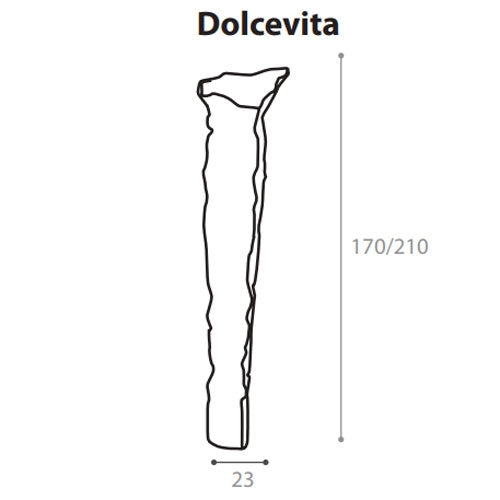 Buy online latest and high quality Dolcevita Floor Lamp from Anton Angeli | Modern Lighting + Decor