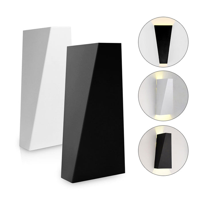 Eudas Outdoor LED Wall Lamp from Interior Deluxe | Modern Lighting + Decor