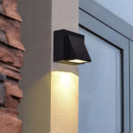 Mivta Outdoor LED  Wall Lamp from Interior Deluxe | Modern Lighting + Decor