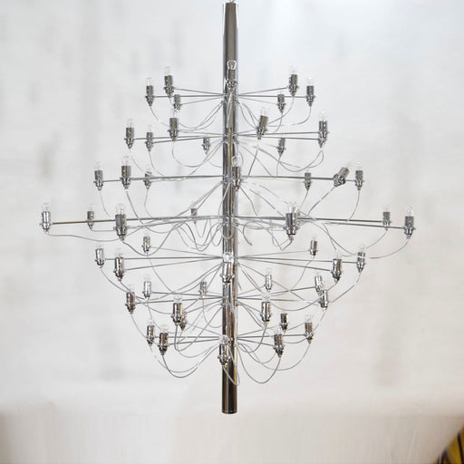 Scar 120 chandelier from Vesoi | Modern Lighting + Decor