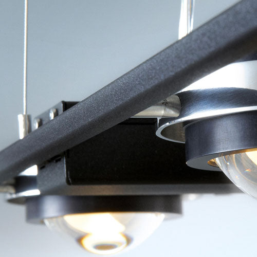 Ocular 6 Low-Voltage Serie 100 Pendant Lamp from Licht im Raum | Modern Lighting + Decor