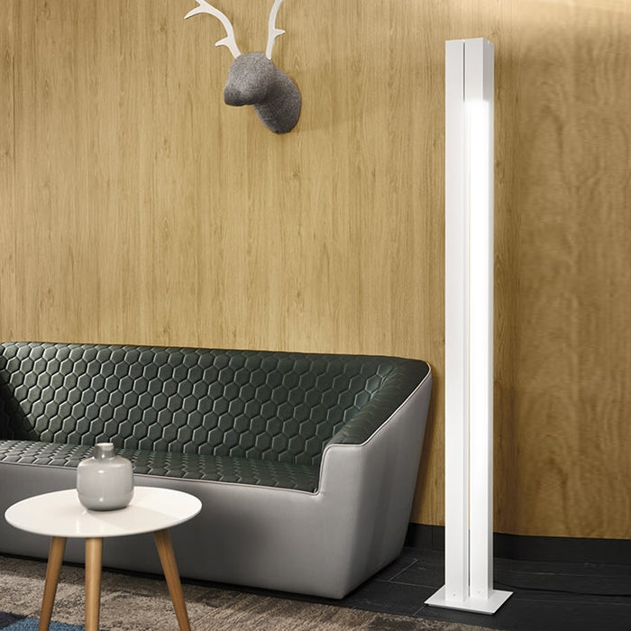 Buy online latest and high quality Duo P-3259 Floor Lamp from Estiluz | Modern Lighting + Decor