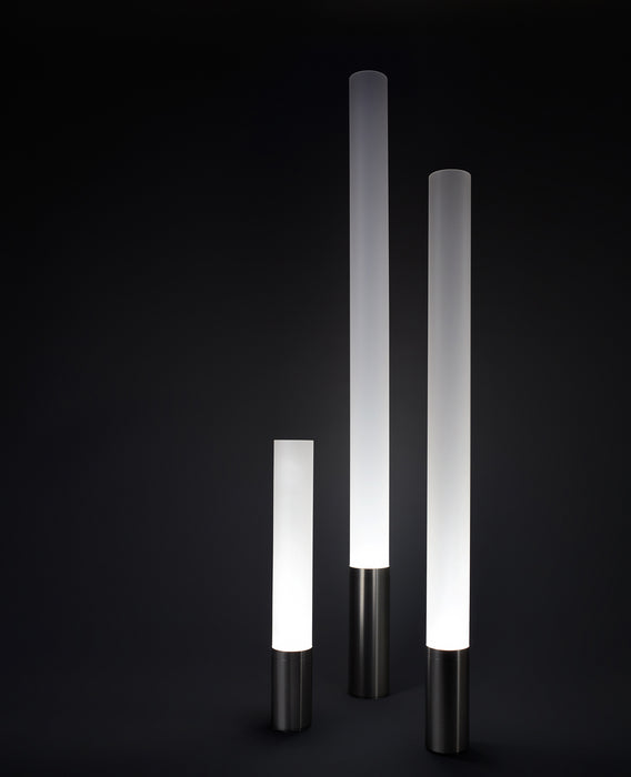 Elise floor lamp 48/60/80 from Pablo Designs | Modern Lighting + Decor