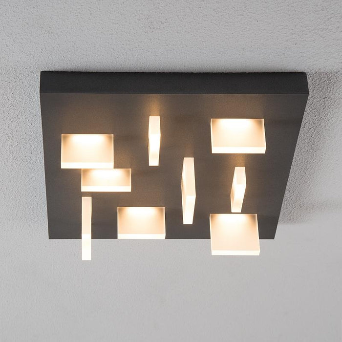 Sharp Ceiling Light from Escale | Modern Lighting + Decor