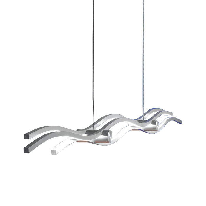 Silk 120 Pendant Light from Escale | Modern Lighting + Decor
