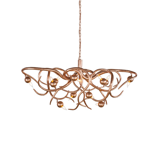 Buy online latest and high quality Eve 120 Oval Chandelier from Brand Van Egmond | Modern Lighting + Decor