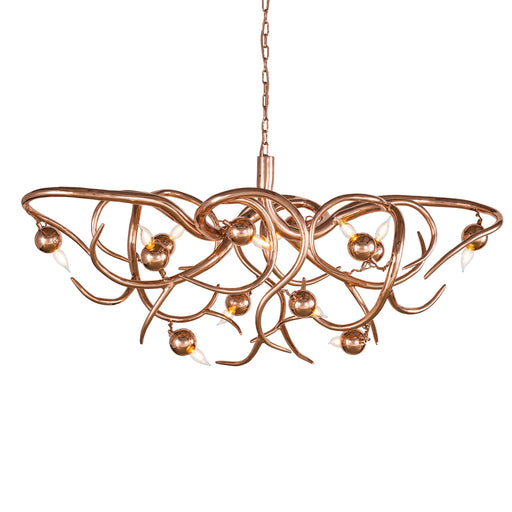 Buy online latest and high quality Eve 160 Oval Chandelier from Brand Van Egmond | Modern Lighting + Decor