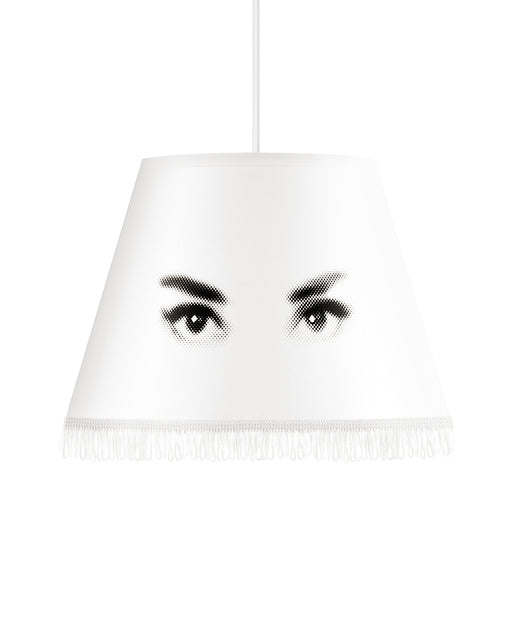 Audrey Eye Doll Small Pendant Light from Mineheart | Modern Lighting + Decor